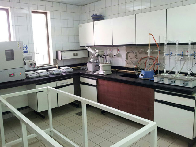 Export and operation of Microbial cultivation laboratory